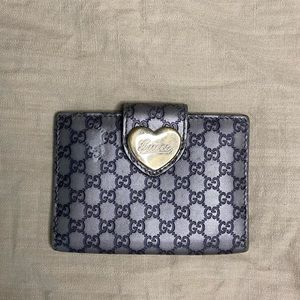 Gucci Small Leather Wallet